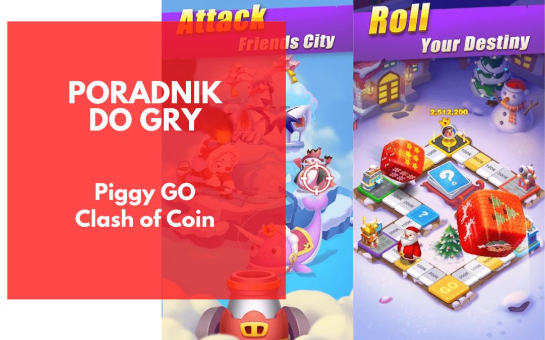 Poradnik do Piggy GO: Wskazówki i strategie – jak zbierać więcej złota i zbudować największe miasto w historii