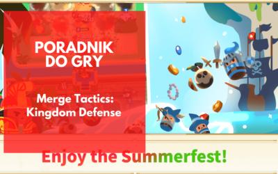 Merge Tactics: Kingdom Defense – poradnik do gry